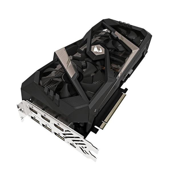 Gigabyte AORUS GeForce RTX 2080, 8G