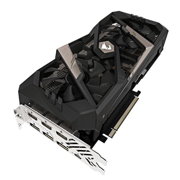 Gigabyte AORUS XTREME GeForce RTX 2080, 8G