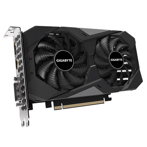 Gigabyte GeForce GTX 1650 D6 WINDFORCE OC 4G