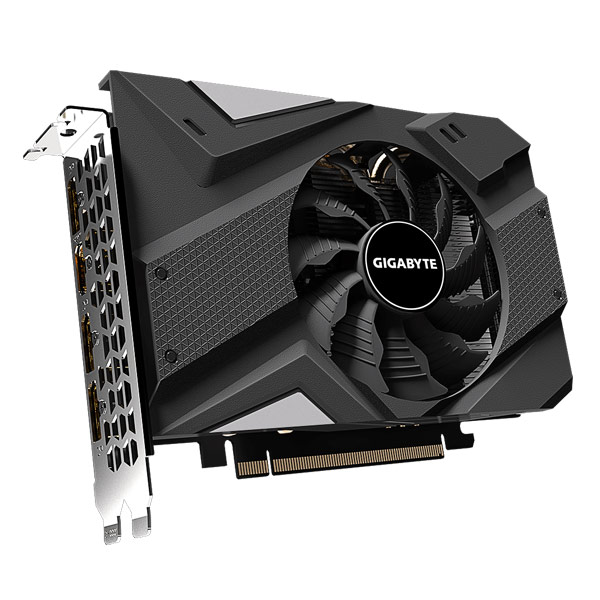 Gigabyte GeForce RTX 2060 MINI ITX OC 6G GV-N2060IXOC-6GD