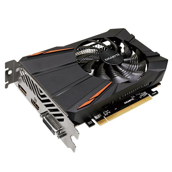 Gigabyte Radeon RX 550 D5 2G GV-RX550D5-2GD