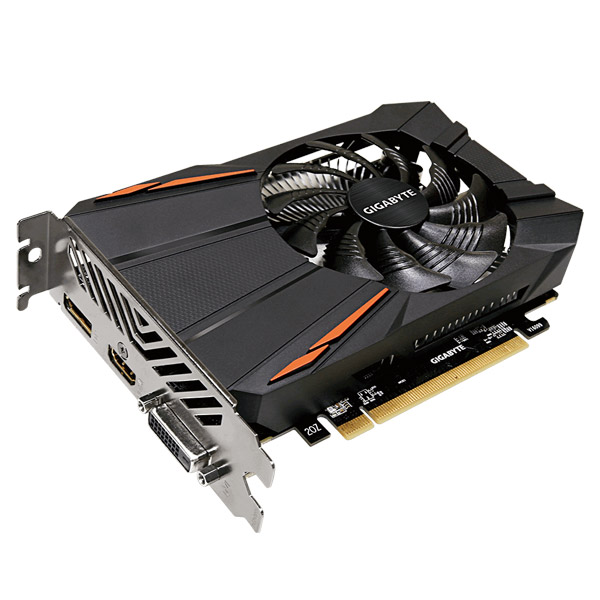 Gigabyte Radeon RX 560 OC 4G GV-RX560OC-4GD