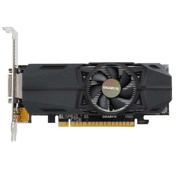 Gigabyte VGA GeForce GTX 1050 OC Low Profile 2G