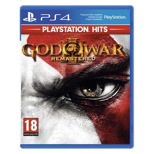 God of War 3: Remastered [PS4] - BAZÁR (použitý tovar)