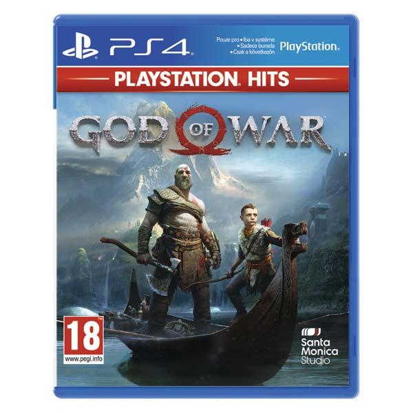 God of War CZ