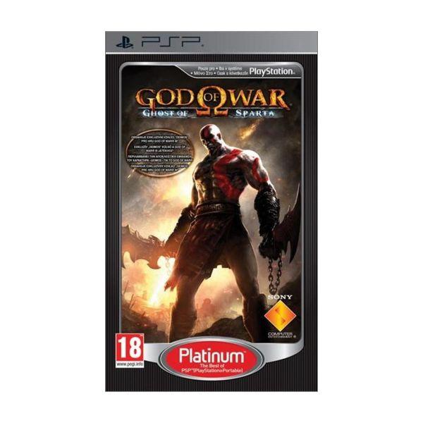 God of War: Ghost of Sparta [PSP] - BAZÁR (použitý tovar)