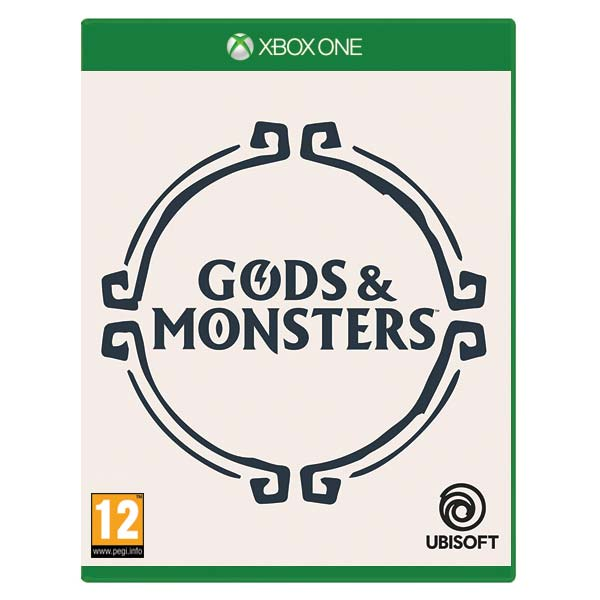 Gods & Monsters (Limited Edition) XBOX ONE