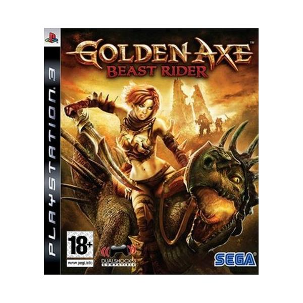 Golden Axe: Beast Rider [PS3] - BAZÁR (použitý tovar)