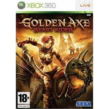 Golden Axe: Beast Rider [XBOX 360] - BAZÁR (použitý tovar)