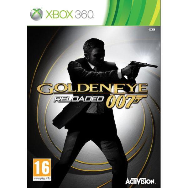 GoldenEye 007: Reloaded - XBOX 360- BAZÁR (použitý tovar)