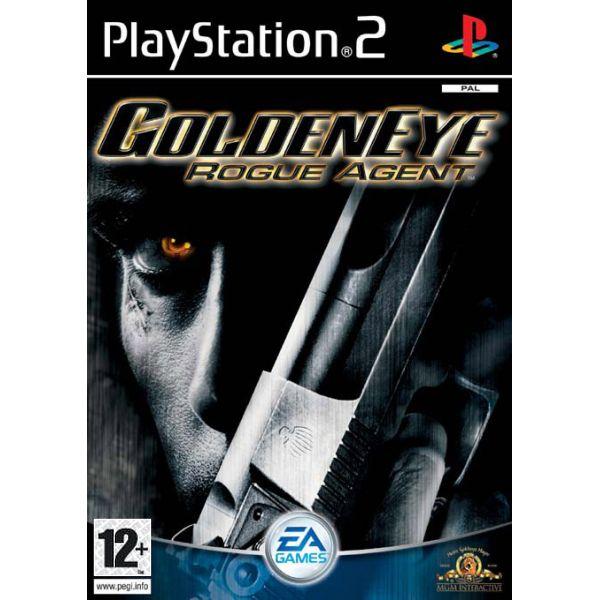 GoldenEye: Rogue Agent [PS2] - BAZÁR (použitý tovar)