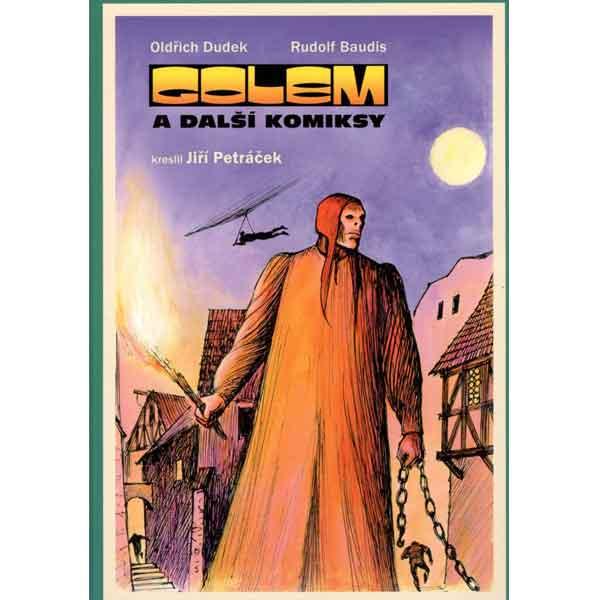Golem a další komiksy komiks