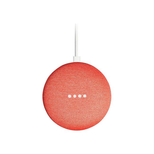 Google Home Mini, Coral