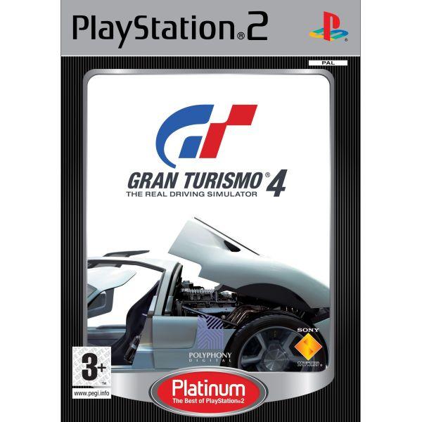 Gran Turismo 4 [PS2] - BAZÁR (použitý tovar)