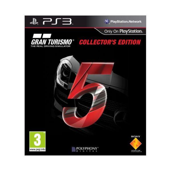 Gran Turismo 5 (Collector's Edition) [PS3] - BAZÁR (použitý tovar)