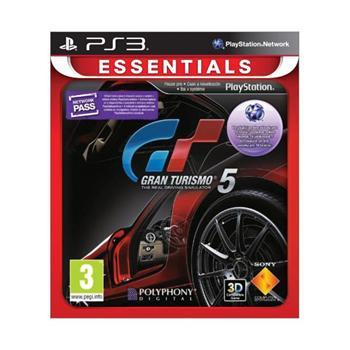 Gran Turismo 5-PS3 - BAZÁR (použitý tovar)