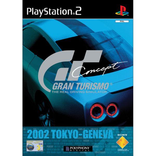 Gran Turismo Concept: 2002 Tokyo - Geneva