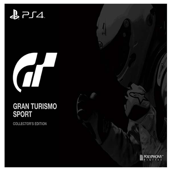 Gran Turismo Sport CZ (Collector's Edition)