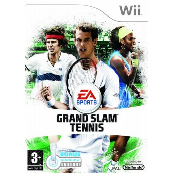 Grand Slam Tennis + Wii MotionPlus