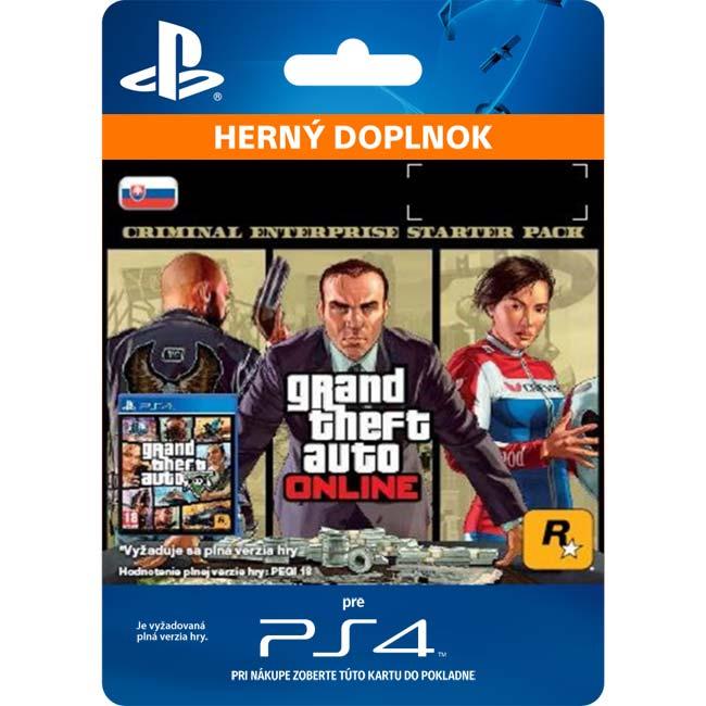 Grand Theft Auto 5 (SK Criminal Enterprise Starter Pack)