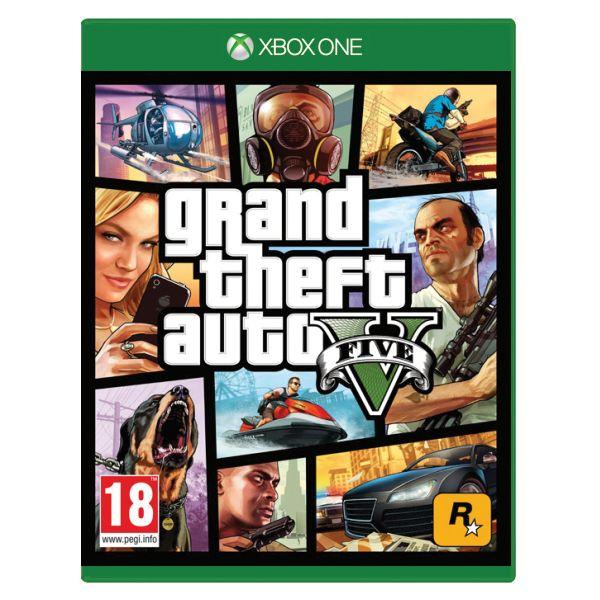 Grand Theft Auto 5 [XBOX ONE] - BAZÁR (použitý tovar)