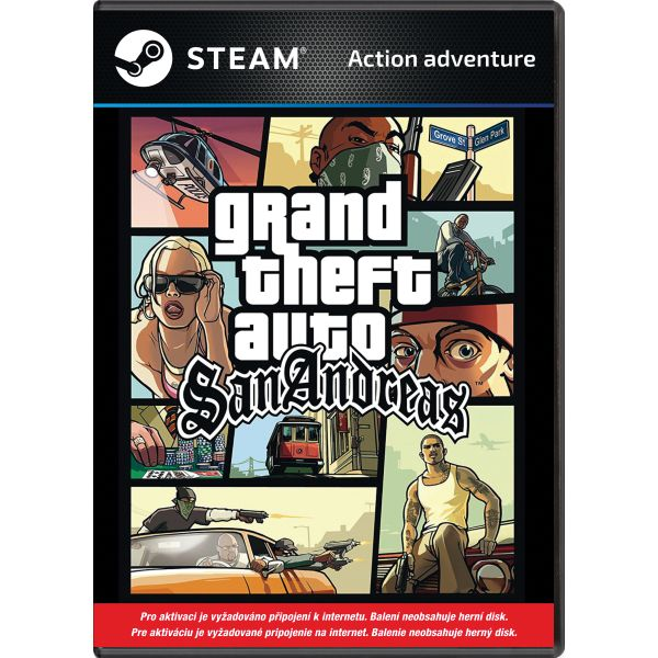 Grand Theft Auto: San Andreas PC