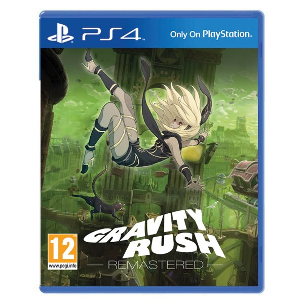 Gravity Rush (Remastered)