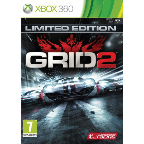 GRID 2 (Limited Edition) XBOX 360