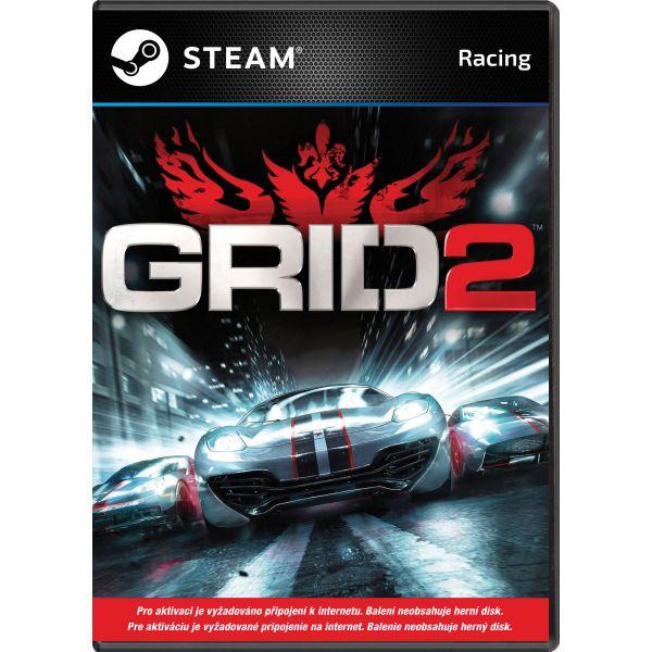GRID 2 PC CD-KEY