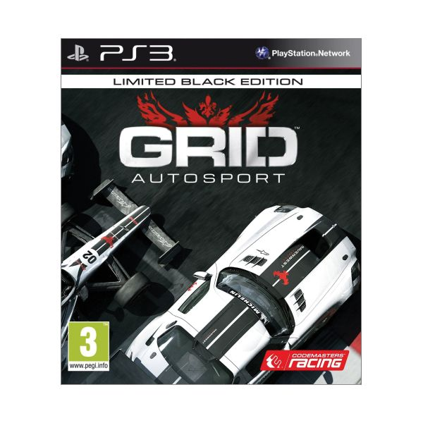 GRID Autosport (Limited Black Edition)