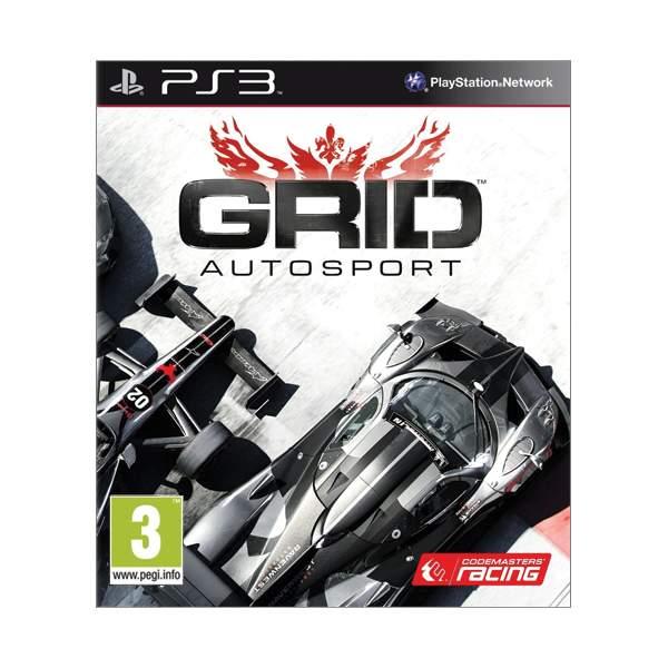 GRID Autosport [PS3] - BAZÁR (použitý tovar)