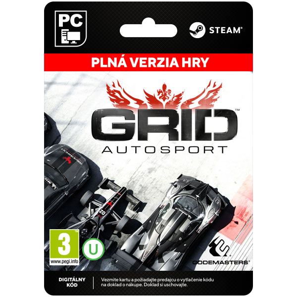 GRID Autosport [Steam]