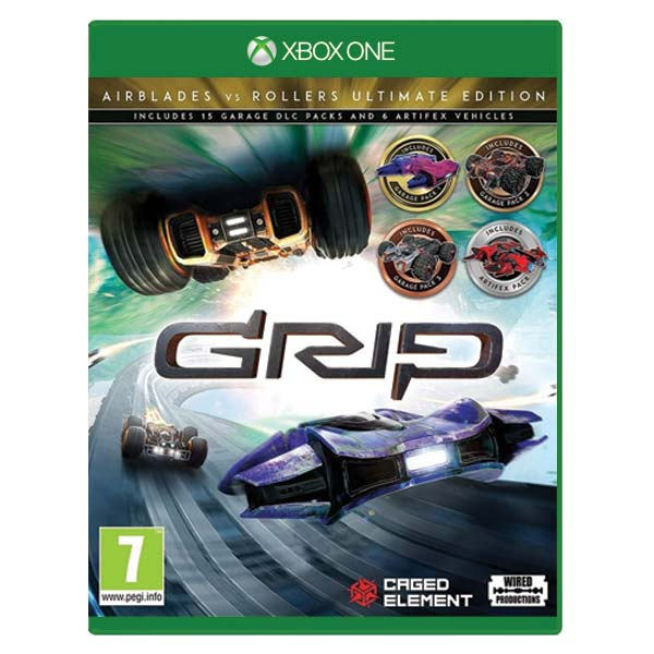 Grip: Airblades vs Rollers (Ultimate Edition)