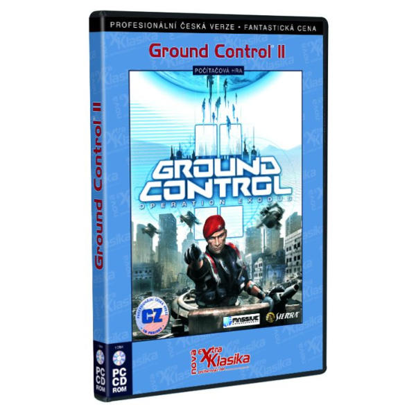 Ground Control 2: Operation Exodus CZ