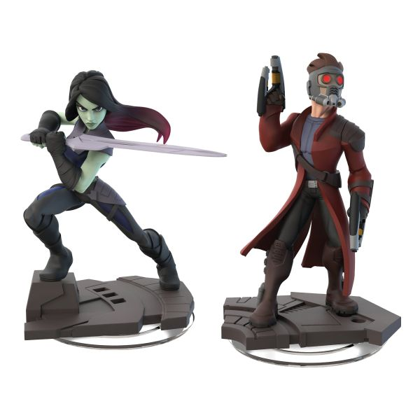 Guardians of the Galaxy Play Set Pack (Disney Infinity 2.0: Marvel Super Heroes)