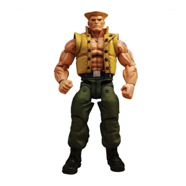 Guile in Charlie Costume SDCC Exclusive (Street Fighter 4)