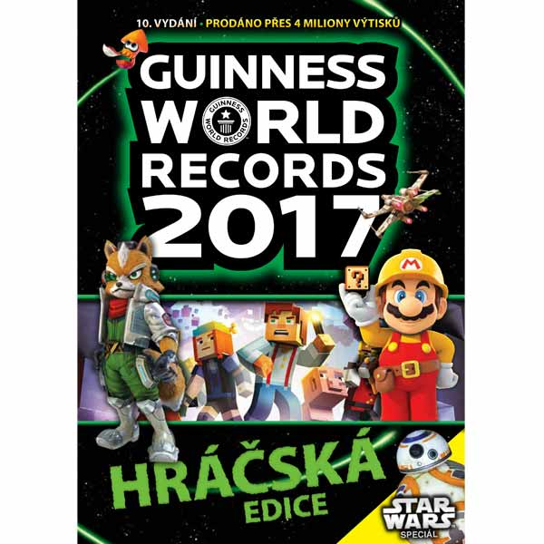 Guinness World Records 2017 - Hráèská edice