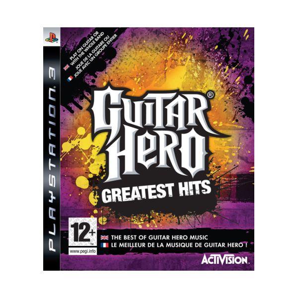 Guitar Hero: Greatest Hits PS3