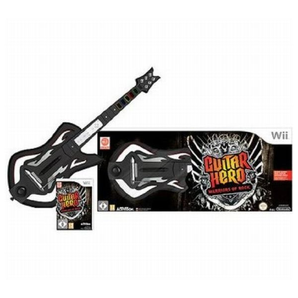 Guitar Hero: Warriors of Rock + gitara
