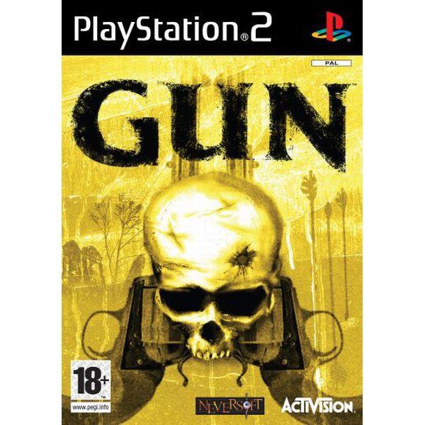 GUN [PS2] - BAZÁR (použitý tovar)