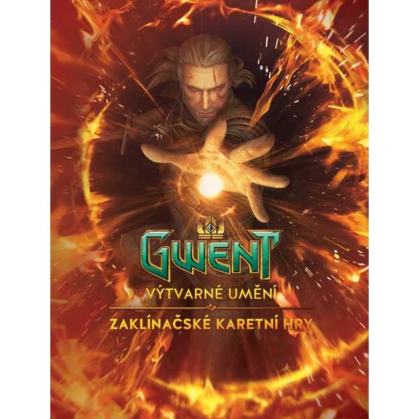 Gwent: Výtvarné umění zaklínačské karetní hry fantasy