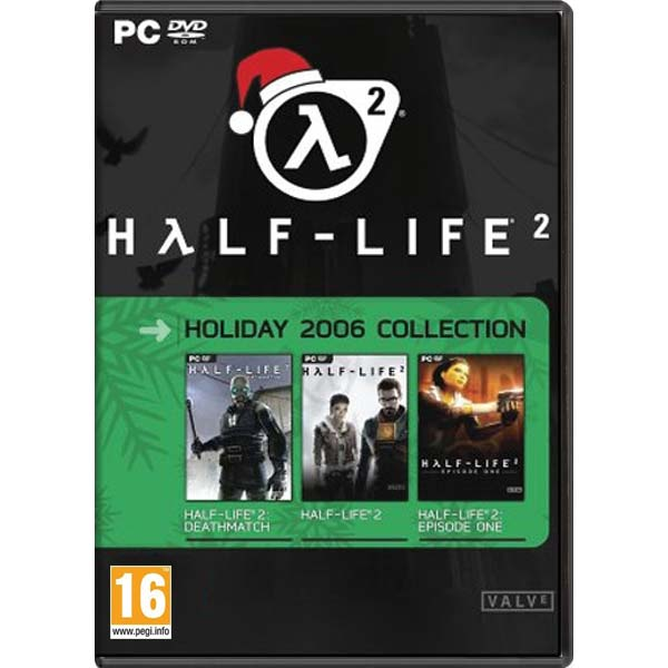 Half-Life 2 CZ (Holiday 2006 Collection)