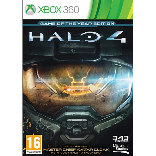 Halo 4 (Game of the Year Edition) XBOX 360