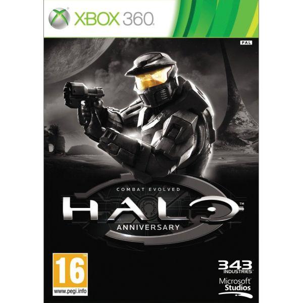 Halo: Combat Evolved Anniversary [XBOX 360] - BAZÁR (použitý tovar)