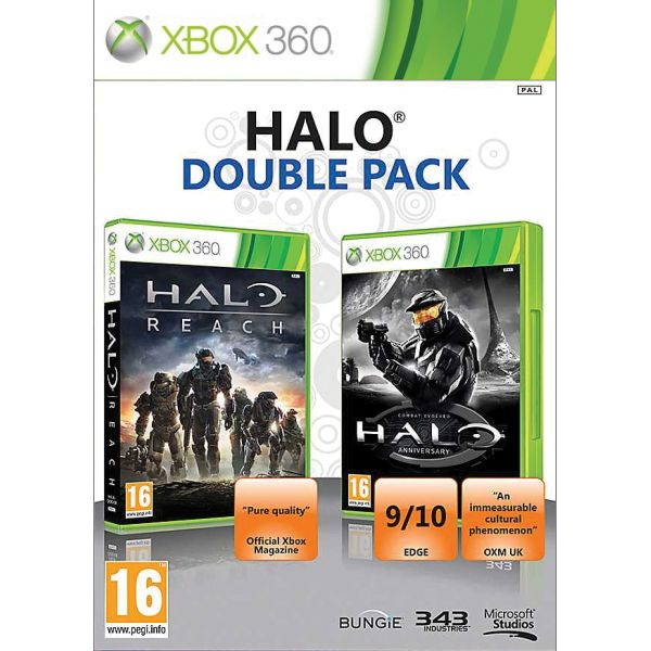 Halo Double Pack