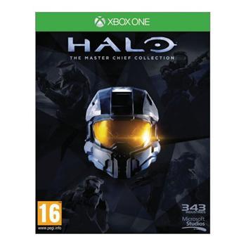 Halo (The Master Chief Collection) [XBOX ONE] - BAZÁR (použitý tovar)