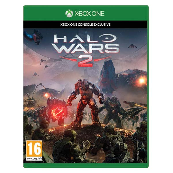Halo Wars 2 [XBOX ONE] - BAZÁR (použitý tovar)