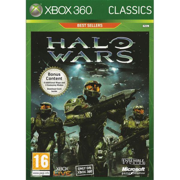 Halo Wars [XBOX 360] - BAZÁR (použitý tovar)