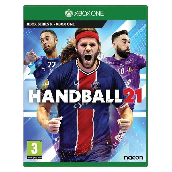 Handball 21 XBOX ONE