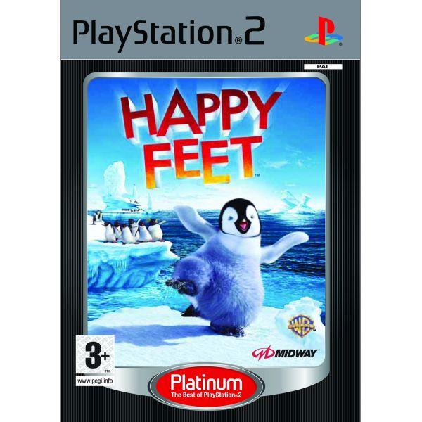 Happy Feet [PS2] - BAZÁR (použitý tovar)